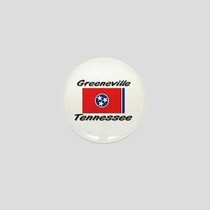 Greeneville Tennessee Mini Button