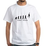 Ultimate Evolution White T-Shirt