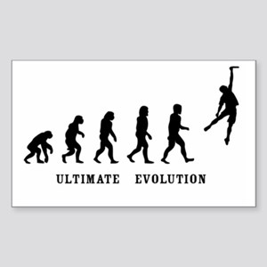 Ultimate Evolution Rectangle Sticker
