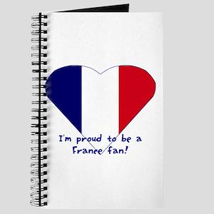 France fan Journal