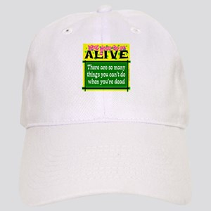 Good To Be Alive Baseball Cap