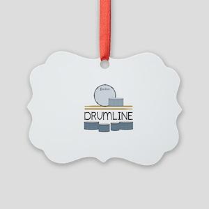 Drumline Ornament