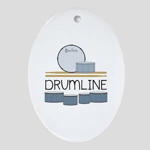 Drumline Ornament (Oval)