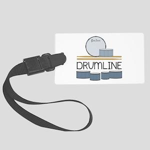 Drumline Luggage Tag