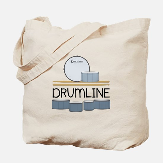 Drumline Tote Bag
