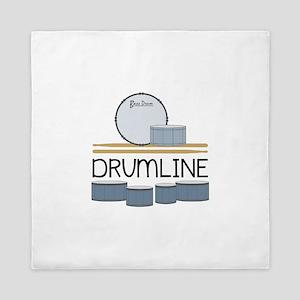 Drumline Queen Duvet