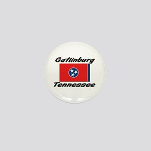 Gatlinburg Tennessee Mini Button