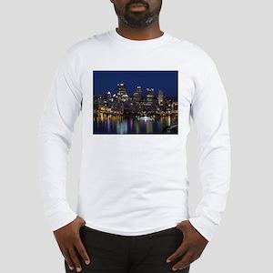 pittsburgh Long Sleeve T-Shirt