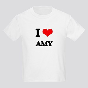 I Love Amy T-Shirt