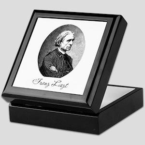 Franz Liszt Keepsake Box