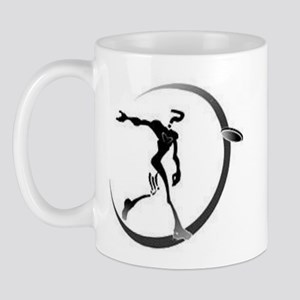 Backhand Huck Mug