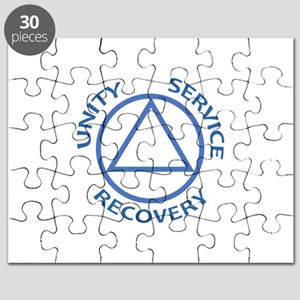UNITY SERVICE RECOVERY Puzzle