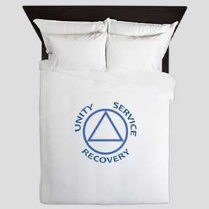 UNITY SERVICE RECOVERY Queen Duvet