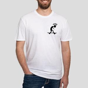 KOKO SKATE BO Fitted T-Shirt