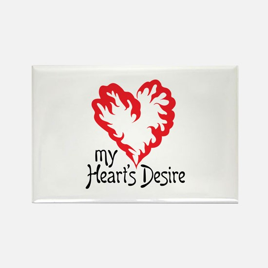 MY HEARTS DESIRE Magnets