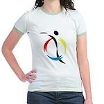 Ultimate Design Jr. Ringer T-Shirt