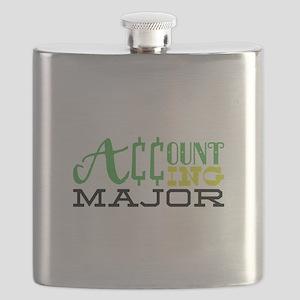 Accounting Major Flask