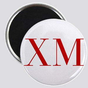 XM-bod red2 Magnets