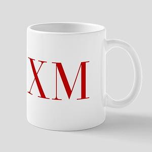 XM-bod red2 Mugs