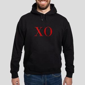 XO-bod red2 Hoodie