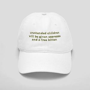 Unattended Children Cap