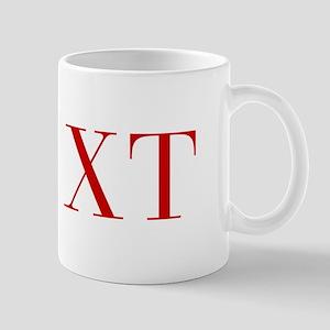 XT-bod red2 Mugs
