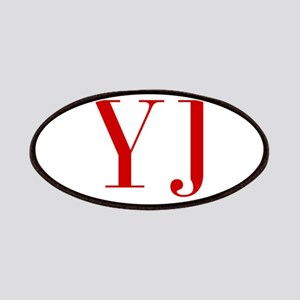 YJ-bod red2 Patches