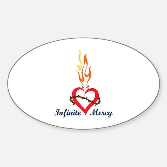 INFINITE MERCY Decal