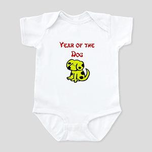 Year of the Dog Infant Bodysuit