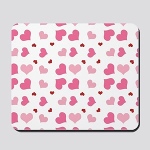 Valentine Sweet Hearts or XOXO with Swee Mousepad