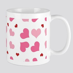 Valentine Sweet Hearts or XOXO with Swe Mug