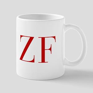 ZF-bod red2 Mugs