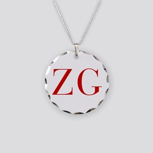ZG-bod red2 Necklace