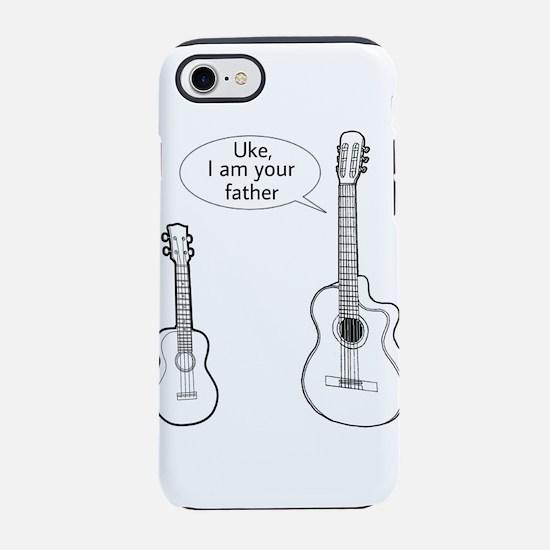 Darth_Guitar iPhone 7 Tough Case