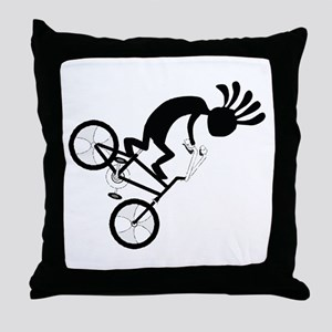 KOKO CYCO Throw Pillow