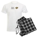 Morel Addict Men's Light Pajamas