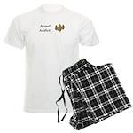 Morel Addict Men's Light Pajamas