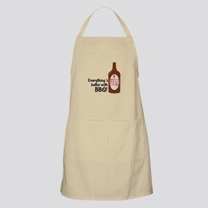 Better With BBQ! Apron