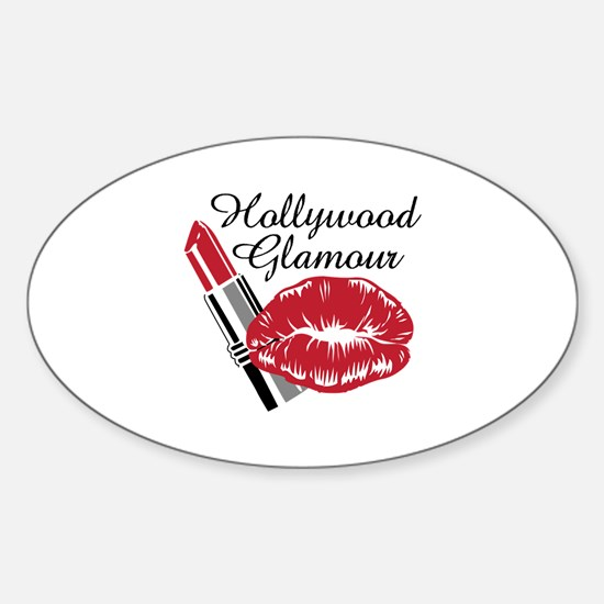 HOLLYWOOD GLAMOUR Decal