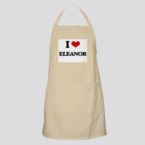 I Love Eleanor Apron