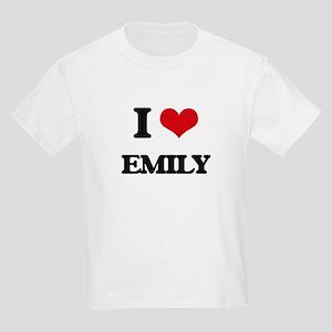 I Love Emily T-Shirt
