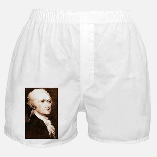 alexander hamilton Boxer Shorts