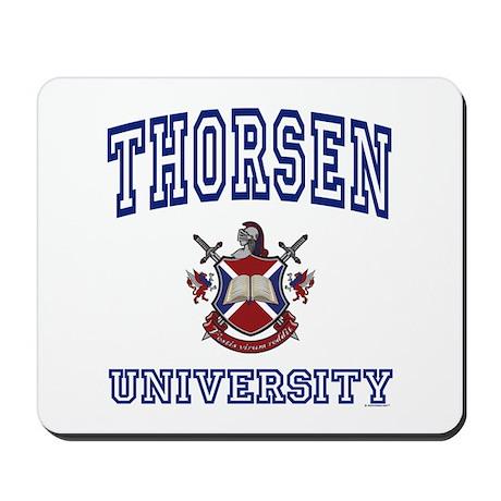 THORSEN University Mousepad