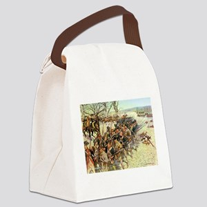 guilford court Canvas Lunch Bag
