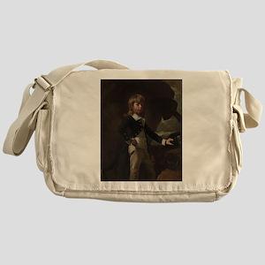augustus brine Messenger Bag