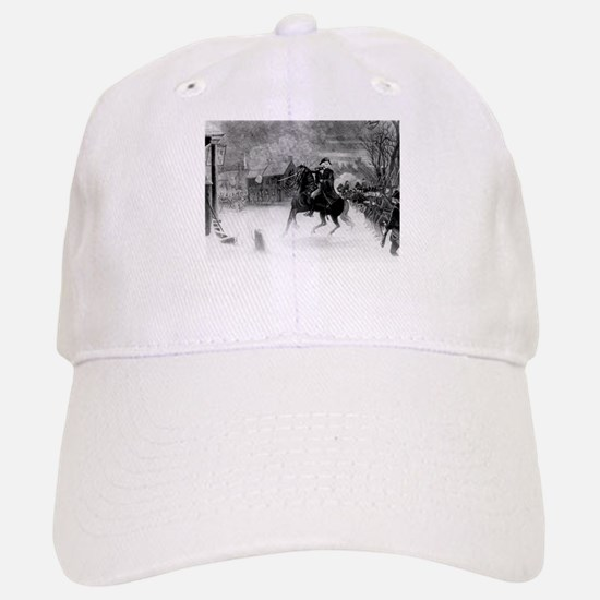 washington at trenton Baseball Baseball Cap