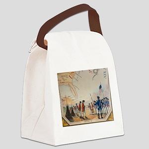 yorktown Canvas Lunch Bag