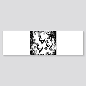 KOKO SNO BO Bumper Sticker