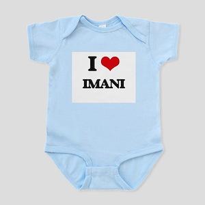 I Love Imani Body Suit