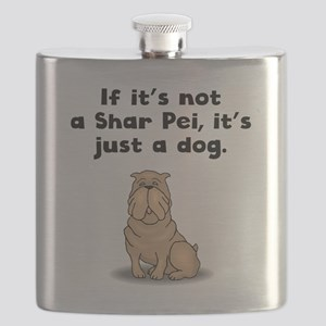 If Its Not A Shar Pei Flask